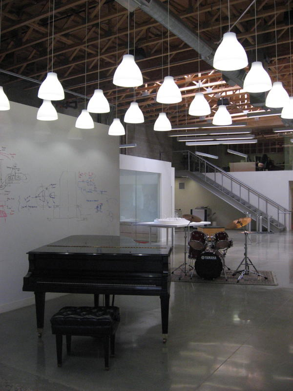 Wet Design Campus At Los Angeles Light Studio La